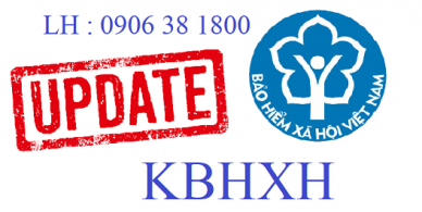 Hướng dẫn cập nhật phần mềm KBHXH